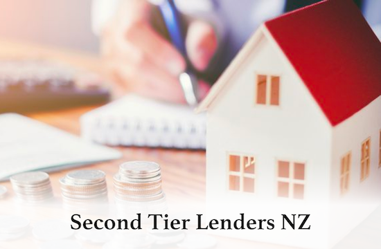 Second Tier Lender in NZ can help you get a home loan even if you've been turned down or turned away by a bank.