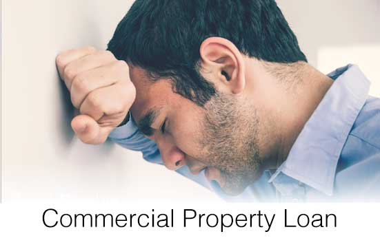 Commercial property loan and mortgage help financial arrears stress hardship relief